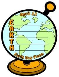 Spring April 22 Earth Day Acrostic Poem Worksheets
