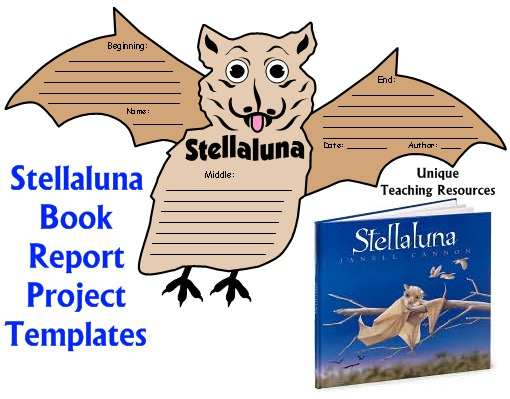 Stellaluna Lesson Plans Teaching Resources Summary And