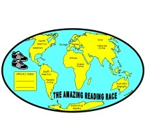 Amazing Reading Race Incentive and Sticker Charts