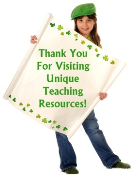 St. Patrick's Day Teaching Resources and Lesson Plans