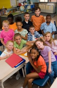 Elementary School Classroom First Day of School Lesson Plans