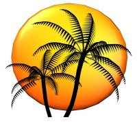Sun and Palm Tree Summer Lesson Plans