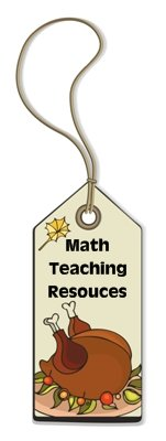 Go To Thanksgiving Math Teaching Resources Page