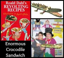 The Enormous Crocodile Sandwich Example - Roald Dahl Revolting Recipes