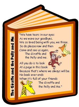 The Giraffe and the Pelly and Me Book Poetry