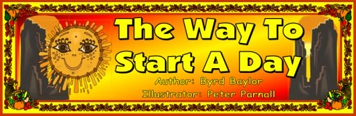 The Way To Start A Day Bulletin Board Display Ideas and Free Banner