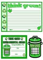 Think Green Teaching Resources Set