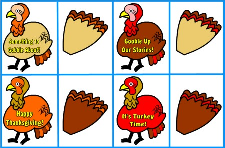 Below are examples of the <b>final draft black and white turkey templates</b>