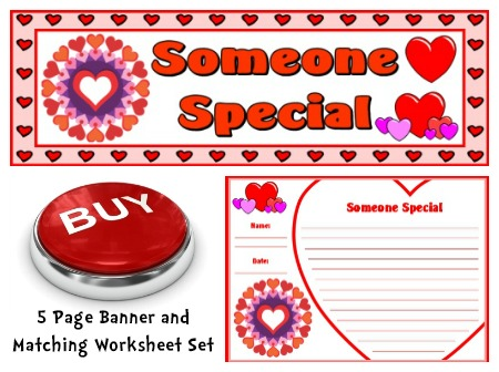 Creative Writing Lesson Plans For Valentine's Day
