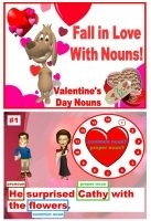 Valentine's Day Powerpoint Lesson Nouns