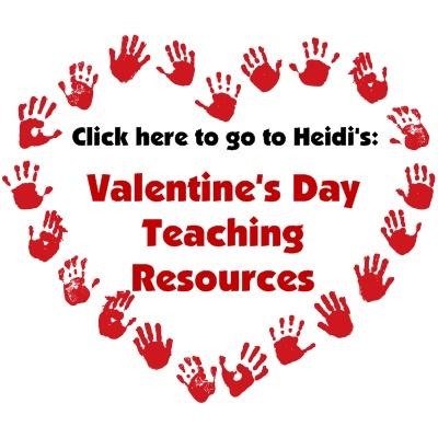 Valentine's Day Teaching Resources