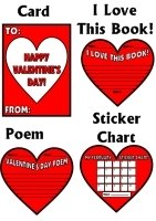 Valentine's Day Lesson Plans and Templates