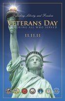 Veterans Day Poster November 11, 2011 From the U.S. Department of Veterans Affairs