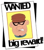 Fun Wanted Poster Book Report Projects Ideas and Examples for Elementary School Students
