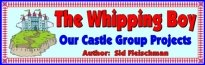 The Whipping Boy Bulletin Board Display Banner