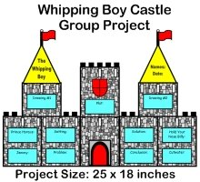 The Whipping Boy Group Project Castle Book Report