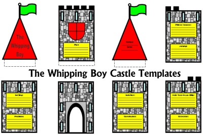 The Whipping Boy Sid Fleischman Castle Group Book Report Project Templates