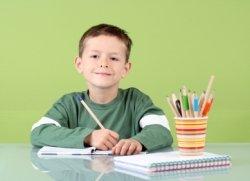 Creative Writing Happy Boy Student