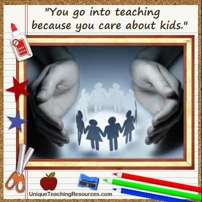 Quote about teaching kids