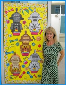 Punctuation Bulletin Board Display Set Elementary Classroom Door