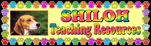 Shiloh Teaching Resources and Lesson Plans
