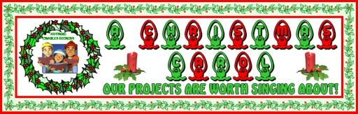 A Christmas Carol Group Creative Writing Project Bulletin Board Display Banner