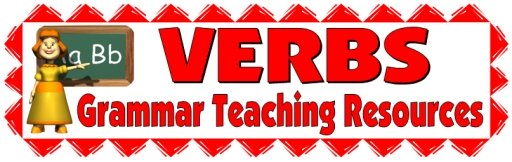 Verbs, Grammar, and Parts of Speech Lesson Plans
