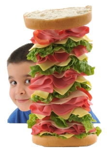 Fun Sandwich Book Reports for Elementary School Students