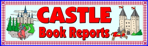 Castle Book Report Bulletin Board Display Banner