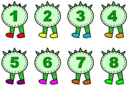Printable Number Line Displays To 10 Trials Ireland