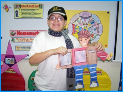Charlie and the Chocolate Factory Charlie Bucket Main Character Book Report Project