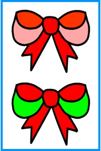 Christmas Bows for Wreaths for A Christmas Carol by Charles Dickens