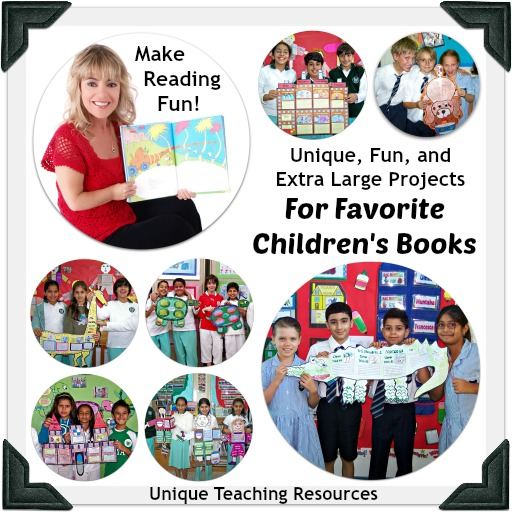 Fun and Creative Projects For Children's Books