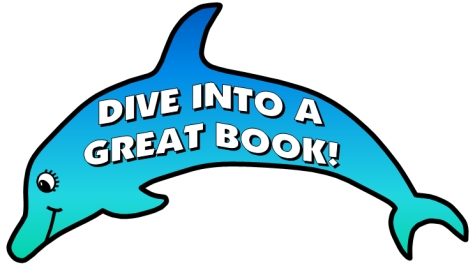 Dive Into Reading Lesson Plans and Teaching Resources Dolphin Template