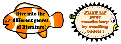 Clown Fish and Puffer Fish Ocean Theme Bulletin Board Display