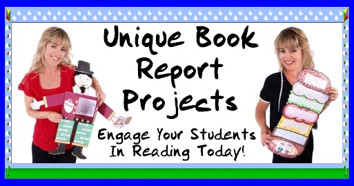 25+ Book Report Templates: Extra Large, Fun, And Creative Book