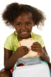 Sandwich Book Report Projects Elementary School Girl