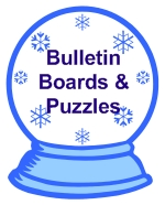Go To Winter Bulletin Board Displays Page