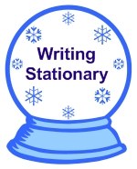 Go To Winter Stationery and Worksheets Page