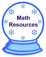 Go To Winter Math Page