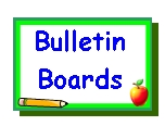 Go to Grammar Bulletin Board Displays Page
