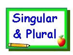 Go To Plural Words Lesson Plans Page
