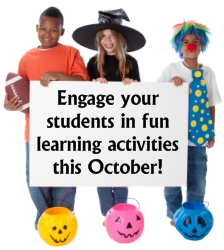 Halloween Teaching Resources and Lesson Plans for Teachers