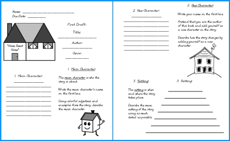 Free St Grade Book Report Printables For Kids First Best Of The Summer Tally