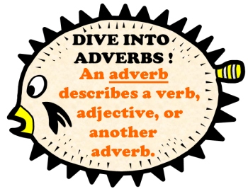 Adverbs Teaching Resources and Templates for Teaching the Parts of Speech