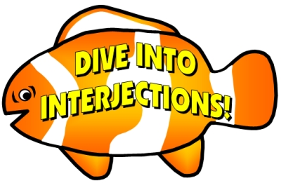 Interjections Lesson Plans and Templates for Teaching the Parts of Speech