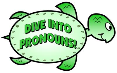 Pronouns Lesson Plans and Templates for Teaching the Parts of Speech