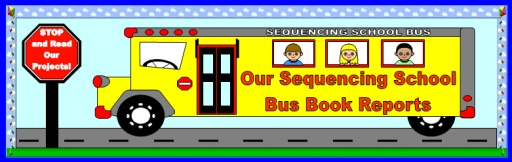 School Bus Bulletin Board Display Banner