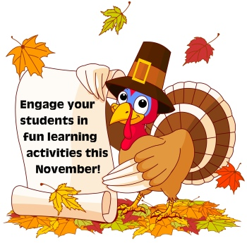 Fall And Thanksgiving Teaching Resources Projects Activities Lesson Plans