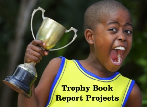 Fun Book Report Projects and Templates Boy Elementary School Student